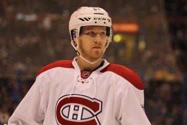 Montreal Canadiens Lars Eller