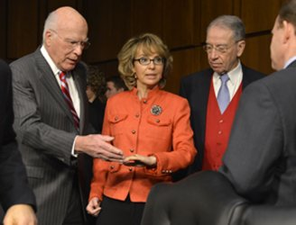 Senate Judiciary Committee holds hearings on gun control