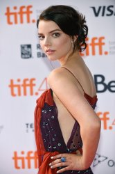 Anya Taylor-Joy attends 'The Witch' premiere at the Toronto International Film Festival