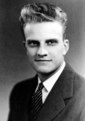 21 YEAR OLD BILLY GRAHAM