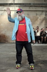 Walter Van Beirendonck Fashion in Paris