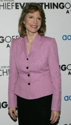DONNA HANOVER ATTENDS AOL AWARDS