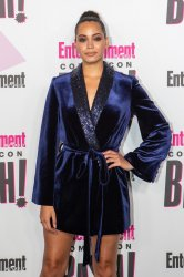 Madeleine Mantock attends Entertainment Weekly's Comic-Con celebration party in San Diego, California