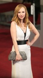 Juno Temple arrives at the Baftas Awards Ceremony