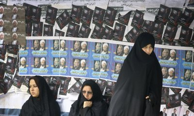 Parliamentary Election in Iran