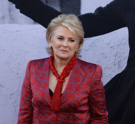 Candice Bergen arrives for AFI's Life Achievement tribute gala in Los Angeles