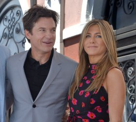 Jason Bateman honored with star on the Hollywood Walk of Fame in Los Angeles