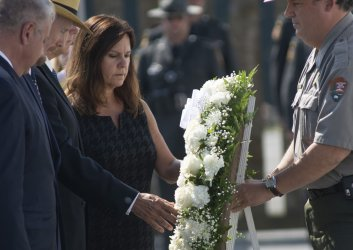 Annual Remembrance Ceremony at  Flight 93 National Memorial
