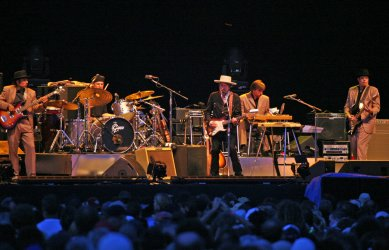 BOB DYLAN PLAYS 2007 OTTAWA BLUESFEST