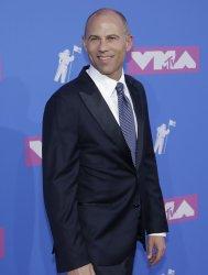 Michael Avenatti at the MTV Video Music Awards in New York