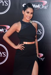 Brie Bella attends the ESPY Awards in Los Angeles