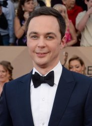 Jim Parsons attends the 22nd annual Screen Actors Guild Awards