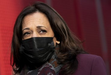 VP-Elect Harris donates gifts for Toys for Tots in Washington, DC