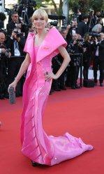 Eugenia Kuzmina attends the Cannes Film Festival