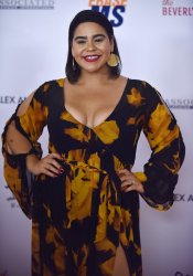 Jessica Marie Garcia attends Race to Erase MS gala in Beverly Hills
