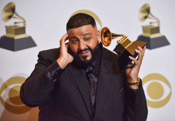 XXX wins award at the 62nd annual Grammy Awards in Los Angeles