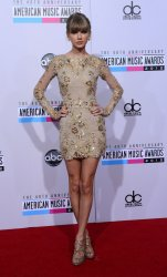 The 40th American Music Awards in Los Angeles, CA