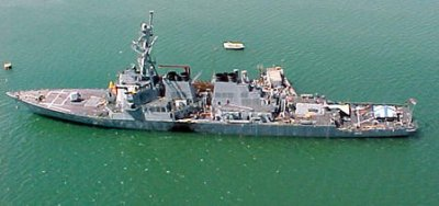 US Ships to Assist USS Cole