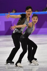 Pairs Figure Skating Short Program at the Pyeongchang 2018 Winter Olympics