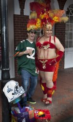 Super Bowl XLVII in New Orleans