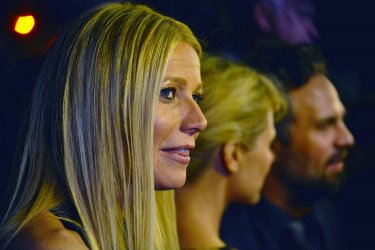 Gywneth Paltrow attends 'Thanks For Sharing' premiere at the Toronto International Film Festival