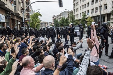 Referendum on Independence for Catalonia Banned by Madrid