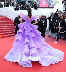 Sririta Jensen attends the Cannes Film Festival