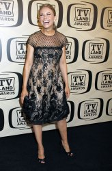 Faith Ford arrives for the TV Land Awards in New York