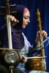 .IRANIAN TAAR VIRTUOSO MUSICIAN HOSSEIN ALIZADEH PERFORMS IN TEHRAN
