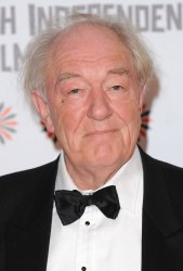 Michael Gambon attends The 15th Moet British Independent Film Awards in London.