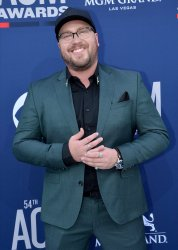 Mitchell Tenpenny attends the Academy of Country Music Awards in Las Vegas