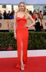 Sophie Turner attends the 23rd annual SAG Awards in Los Angeles