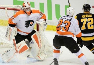 Penguins Hornqvist Scores Only Goal for Pittsburgh