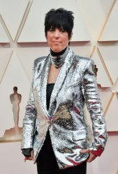 Diane Warren arrives for the 92nd annual Academy Awards in Los Angeles