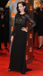 "Eva Green attends the ""BAFTA"" ceremony in London"