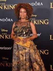 "Alfre Woodard attends ""The Lion King"" premiere in Los Angeles"