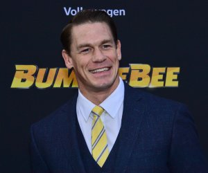 "John Cena attends the ""Bumblebee"" premiere in L.A."