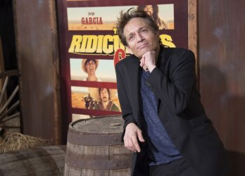 """Chris Kattan attends """"The Ridiculous Six"""" premiere in Los Angeles"""