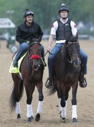 Kentucky Derby Preview in Louisville, Kentucky