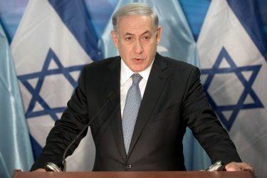 Israeli Prime Minister Benjamin Netanyahu and United Nations Secretary-General Ban Ki-Moon press conference