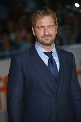 Gerard Butler attends the world premiere of 'Septembers of Shiraz' at the Toronto International Film Festival
