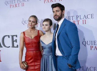 """A Quiet Place Part II"" World Premiere at Rose Theater"
