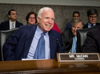 Senator John McCain Dies at 81