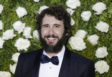Josh Groban at the Tony Awards