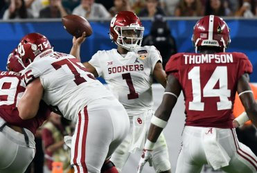 Alabama Plays Oklahoma in the College Football Playoff Semifinal at the Capital One Orange Bowl