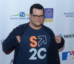 Josh Gad attends Stand Up To Cancer benefit in Los Angeles