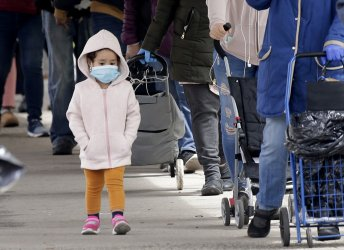 Children contracting multi-system inflammatory syndrome in New York