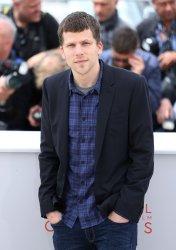 Jesse Eisenberg attends the Cannes Film Festival