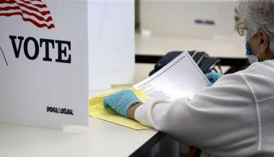 Ohio holds its Primary Election during the Coronavirus Pandemic