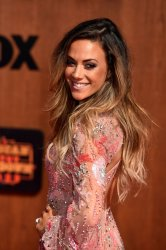Actress Jana Kramer attends the American Country Countdown Awards in Inglewood, Calif.